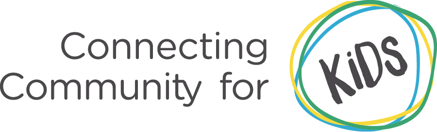 Logo for Connecting Community for Kids